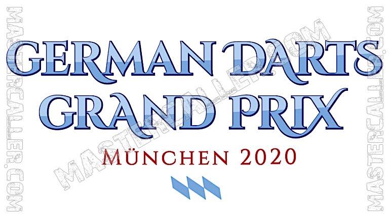 German Darts Grand Prix Qualifiers - 2020 TCH Logo