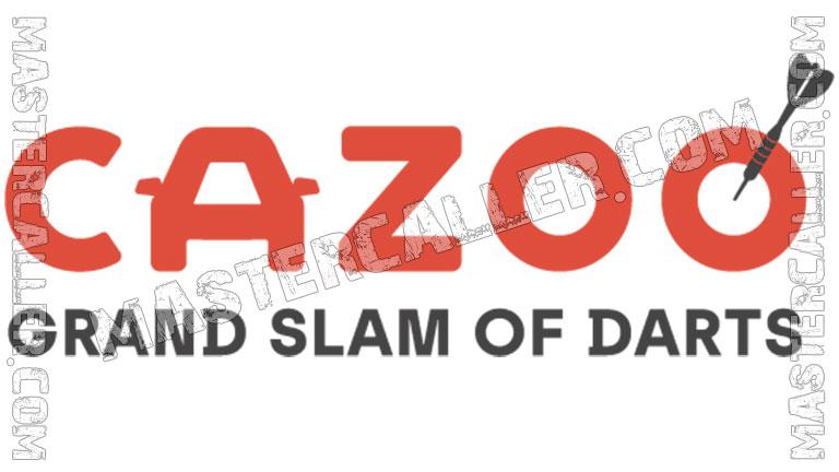 Grand Slam of Darts - 2021 Logo
