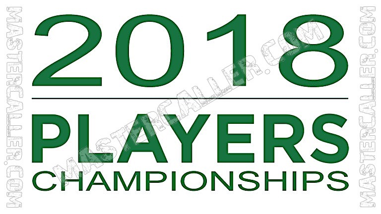 Players Championships - 2018 PC 20 Dublin Logo