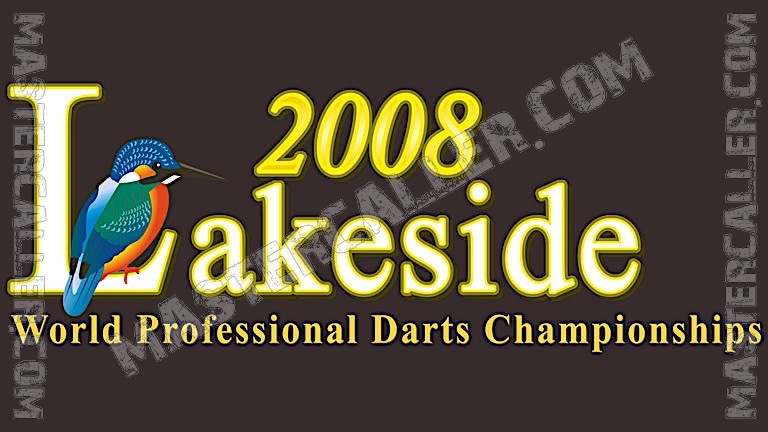 BDO World Championship Ladies - 2008 Logo