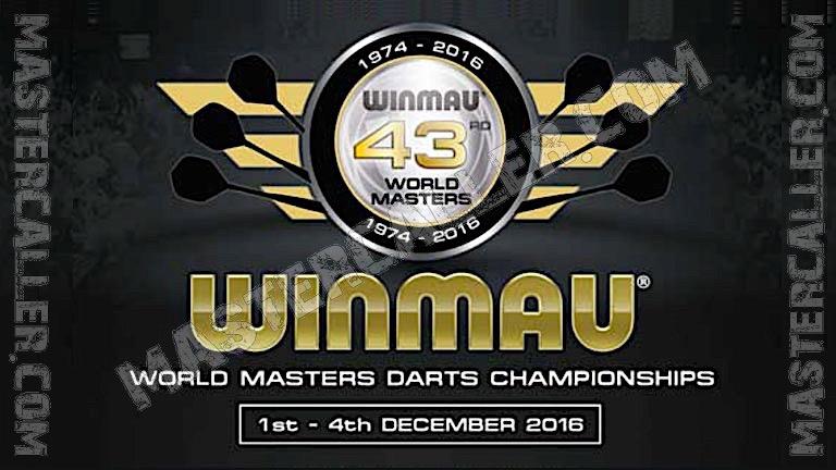 World Masters Ladies - 2016 Logo