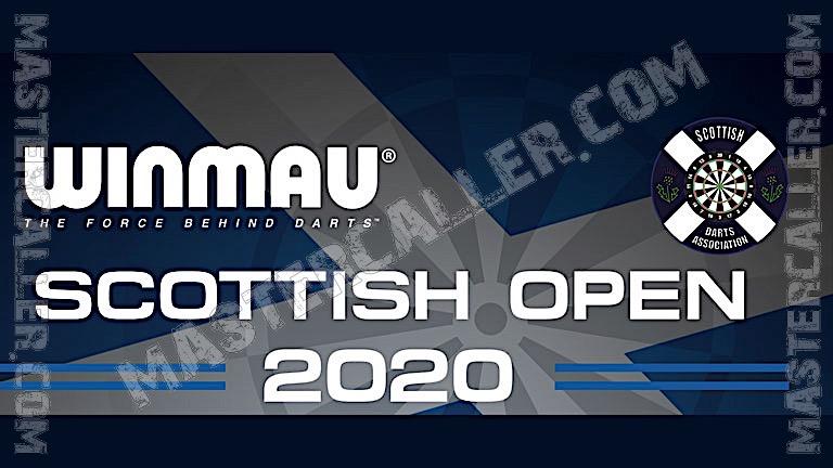 Scottish Open Men - 2020 Logo