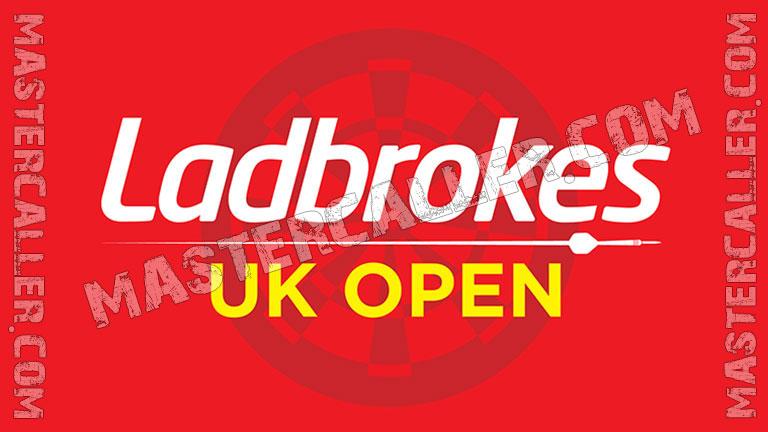 UK Open - 2019 Logo