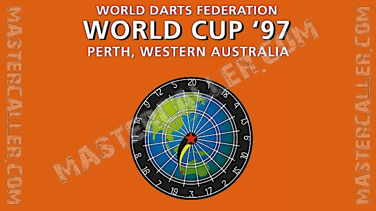 WDF World Cup Men Teams - 1997 Logo