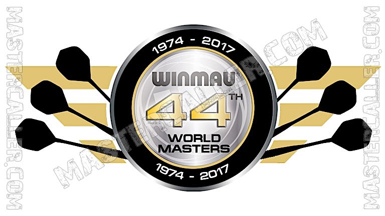 World Masters Men - 2017 Logo