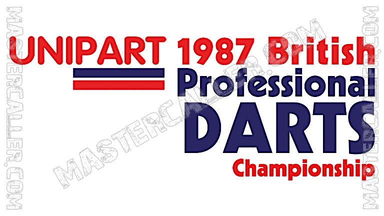 British Professional - 1987 Logo