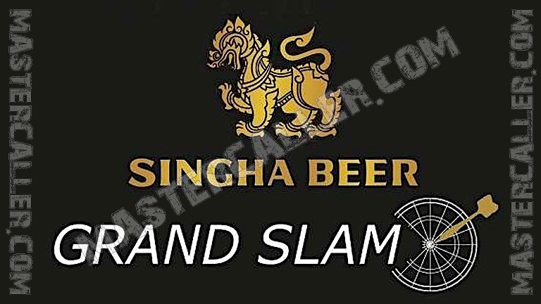 Grand Slam of Darts - 2014 Logo