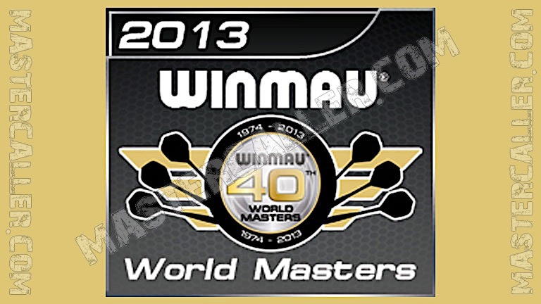 World Masters Men - 2013 Logo