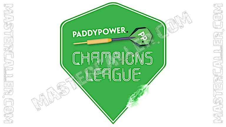 Champions League of Darts - 2018 Logo