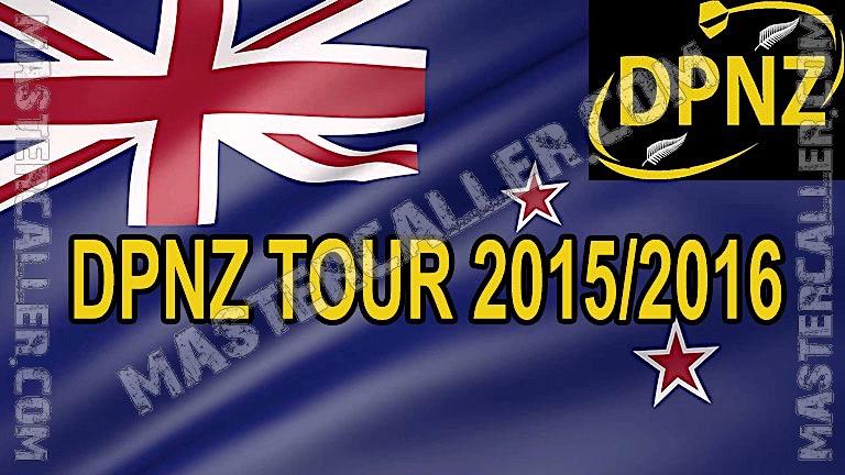 PDC New Zealand Tour (DPNZ) - 2016 DPNZ 13 Hornby Logo