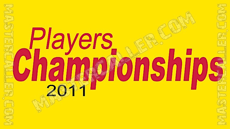 Players Championships - 2011 PC 17 Derby Logo