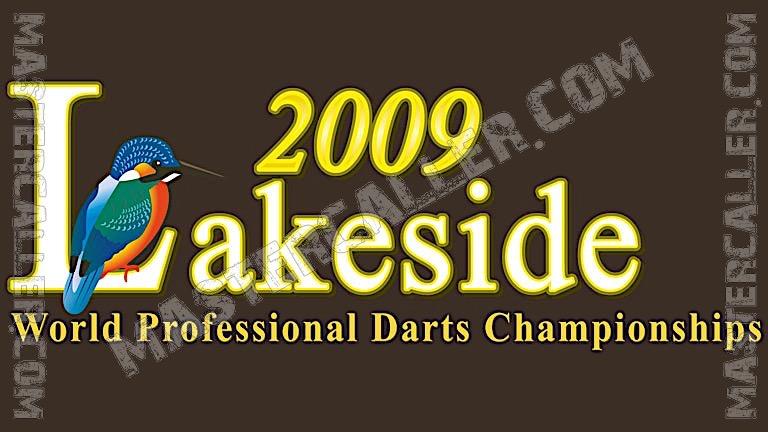 BDO World Championship Ladies - 2009 Logo