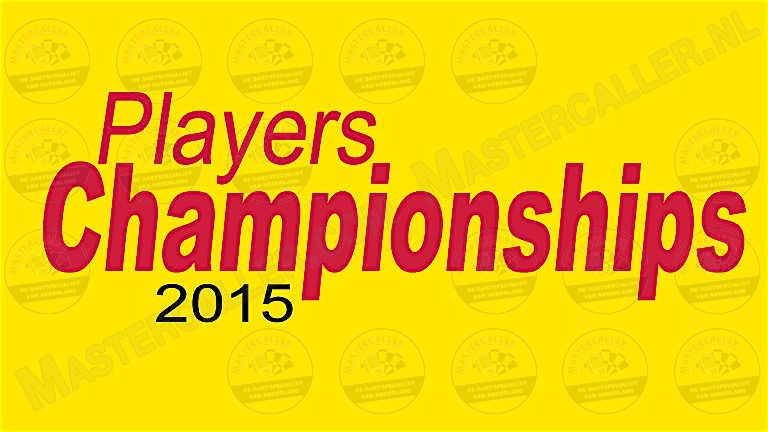 Players Championships - 2015 PC 11 Barnsley Logo