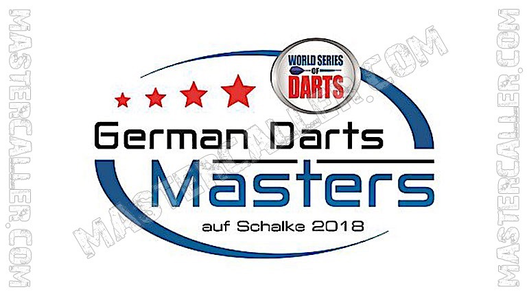 German Darts Masters (WS) - 2018 Logo