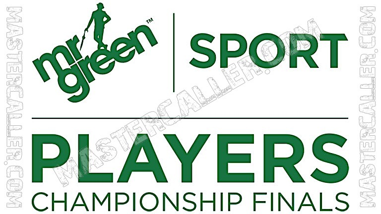 Players Championship Finals - 2017 Logo