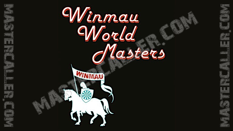 World Masters Men - 1977 Logo