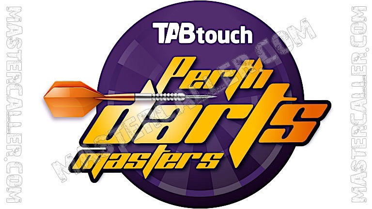 Perth Darts Masters - 2017 Logo