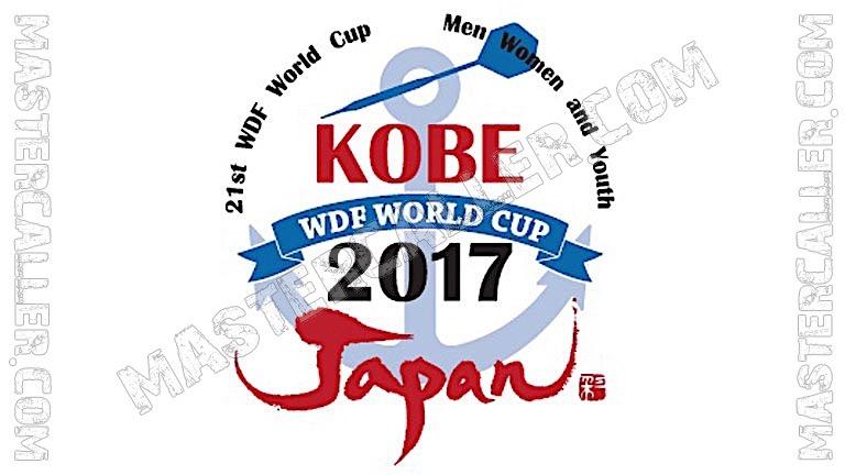 WDF World Cup Ladies Teams - 2017 Logo