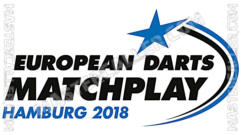 European Darts Matchplay - 2018 Logo