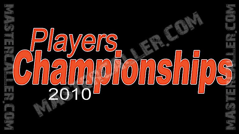 Players Championships - 2010 PC 19 US Open Logo