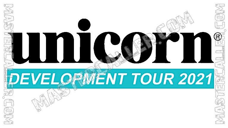PDC Youth/Development Tour - 2021 DTEU 04 Niedernhausen Logo