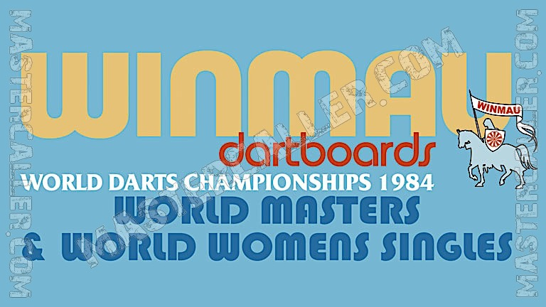World Masters Women - 1984 Logo
