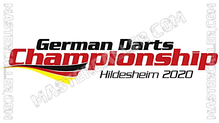 German Darts Championship - 2020 Logo