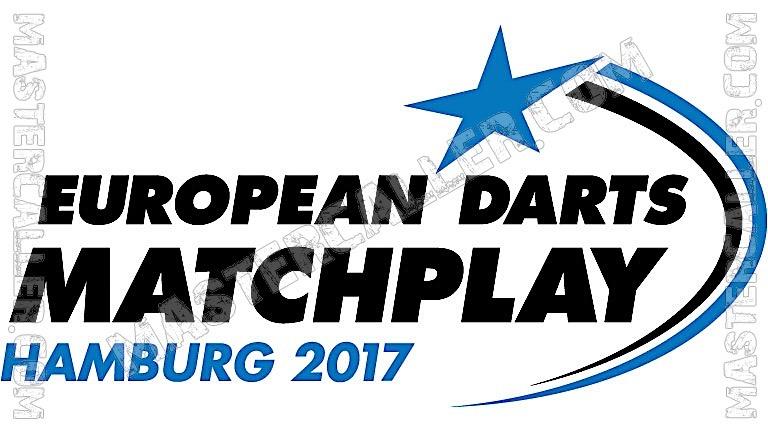European Darts Matchplay - 2017 Logo