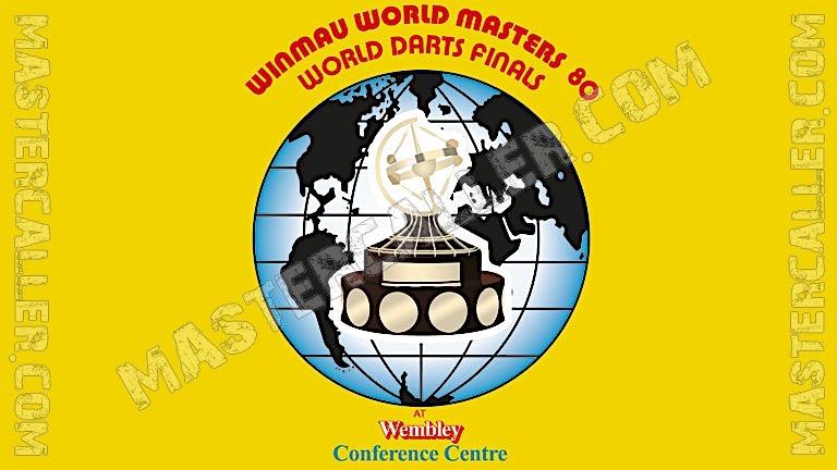 World Masters Men - 1980 Logo
