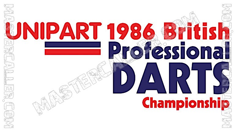 British Professional - 1986 Logo