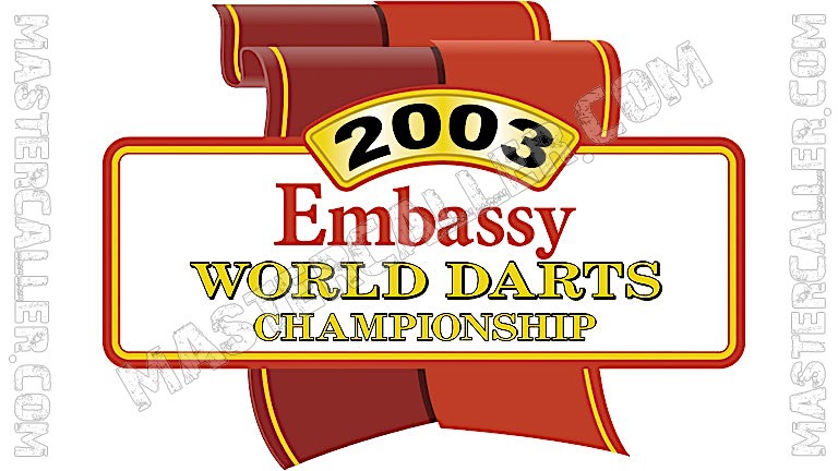BDO World Championship Men - 2003 Logo