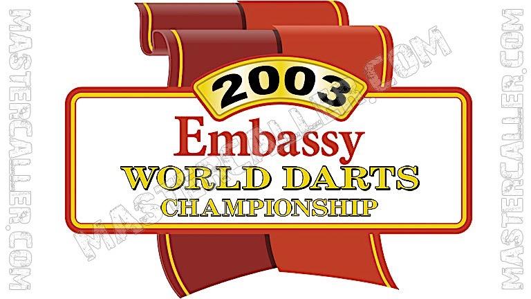 World Championship Men - 2003 Logo