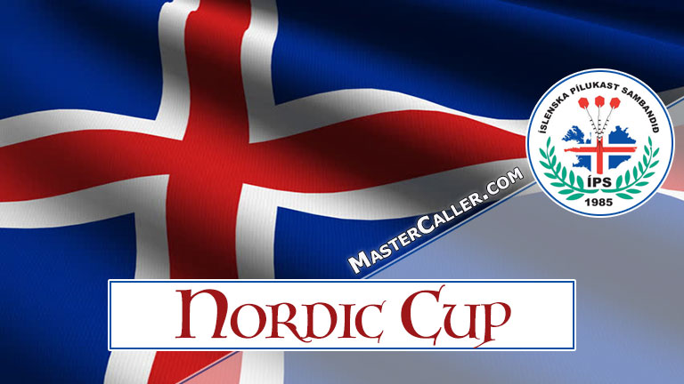 Nordic Cup Women Singles - 1995 Logo