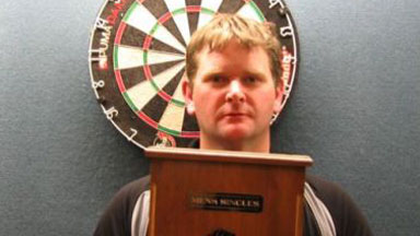 Kampioen Alan King Memorial Men 2009