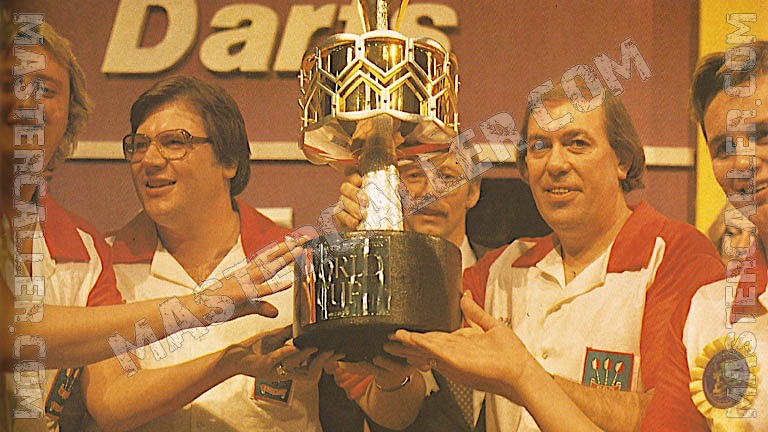 Trophy of WDF World Cup Men Overall - 1983