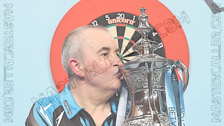 Reigning champion of World Matchplay 2017