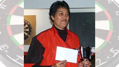 Kampioen Auckland Open Ladies 2011