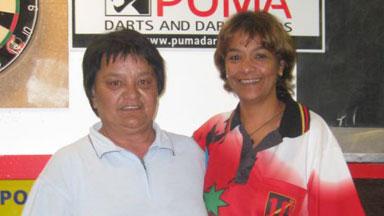 Kampioen Auckland Open Ladies 2009