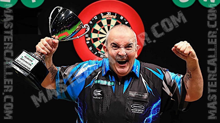 Reigning champion of Melbourne Darts Masters 2017