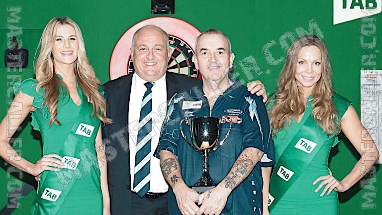Sydney Darts Masters 2014 - Mastercaller.com