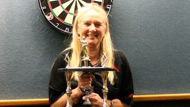 Champion Alan King Memorial Ladies 2015