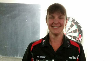 Reigning champion of Auckland Open Ladies 2016