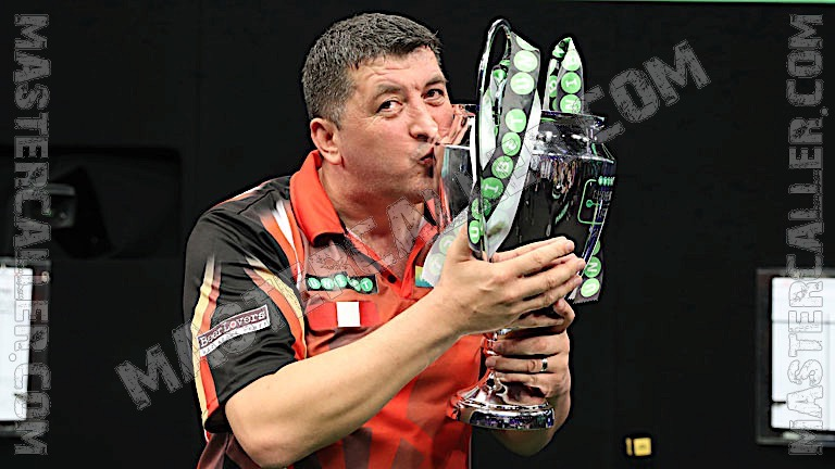 Kampioen Champions League of Darts 2017