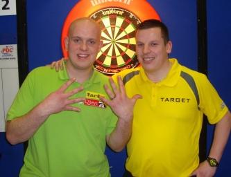 Kampioen UK Open Qualifiers 2012 UK QF 2 Crawley