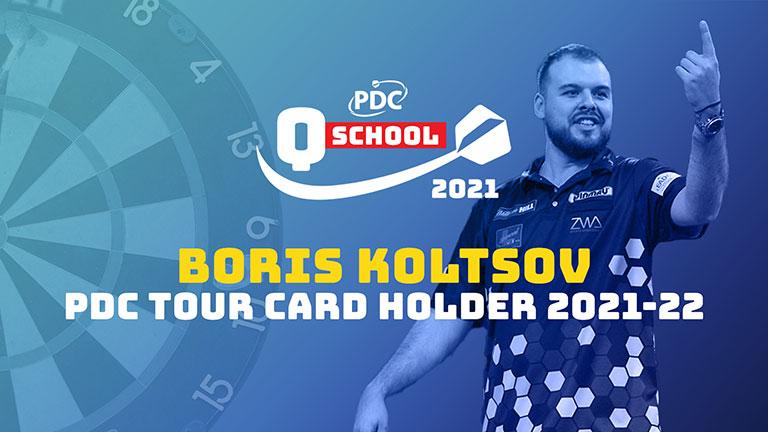 Boris Koltsov