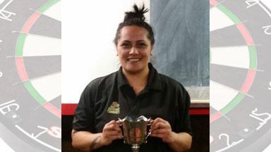 Kampioen Auckland Open Ladies 2014