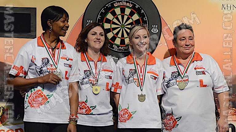 Trophy of WDF Europe Cup Ladies Teams - 2018