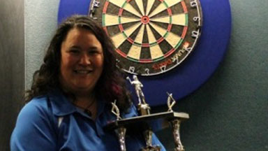 Champion Alan King Memorial Ladies 2013