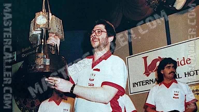 Beker van WDF Europe Cup Men Overall - 1994