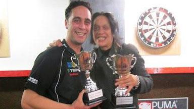 Champion Auckland Open Ladies 2012